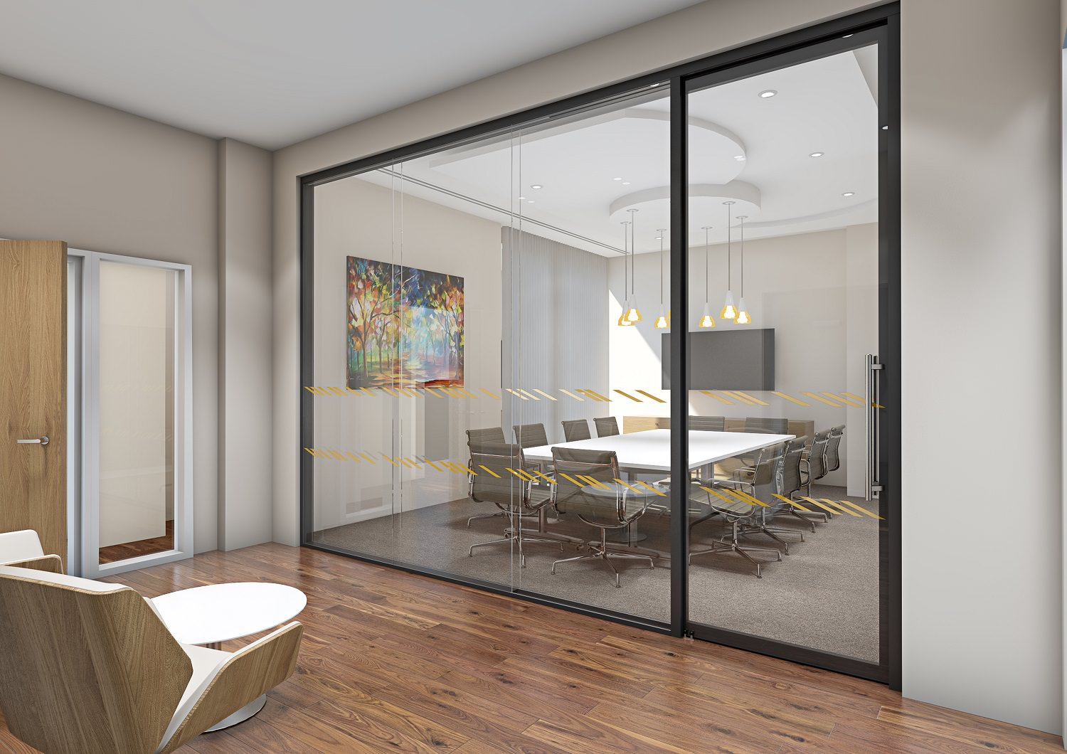 Door Systems Space Contract Interiors