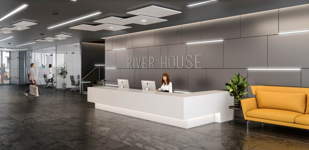 River House Belfast Live Project Space Contract Interiors